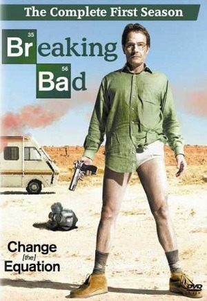 Breaking Bad - 1ª Temporada Séries Torrent Download completo