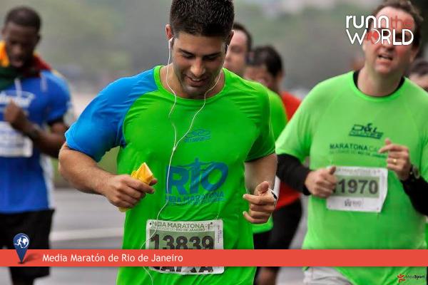 Media Maraton Rio de Janeiro