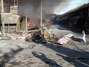 One killed, 28 wounded in Yala bombs