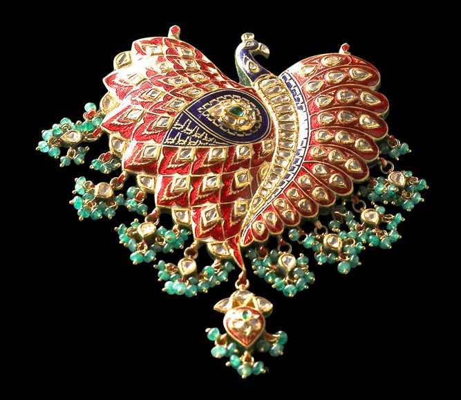 the cultural heritage of india jaipuri jewellery kundan