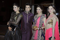 Aamna Shariff & Amit Kapoor's wedding reception