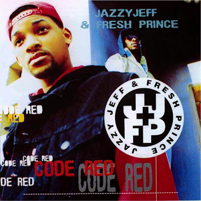 DJ Jazzy Jeff The Fresh Prince - Code Red