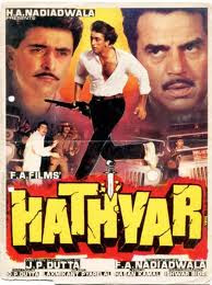 Hathyar 1989 Hindi Movie Watch Online