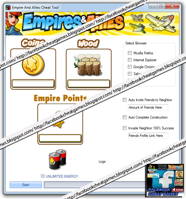 Empires and Allies Hack Cheat Unlimited game assets like ...