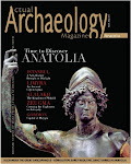 Aktüel Arkeoloji dergisinin İngilizce sayısı sizlerle. Tam 45 ülkede arkeoloji severlerle buluşacak