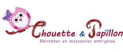 logo chouette et papillon
