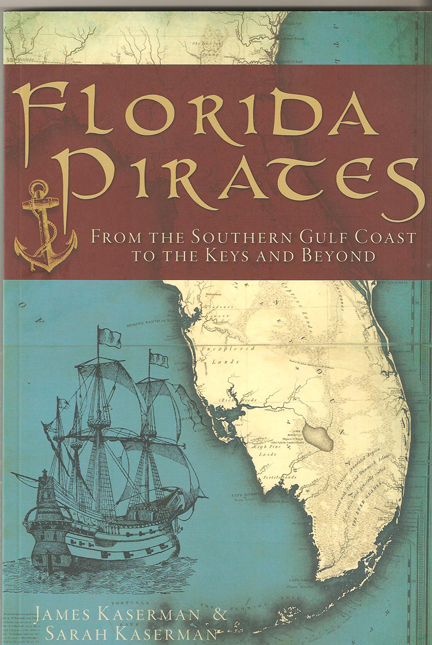 Florida book news december 2011 florida pirates is now available as an e book and will be available for sale via amazon on the kindle barnes noble on the nook apples ibookstore gumiabroncs Choice Image