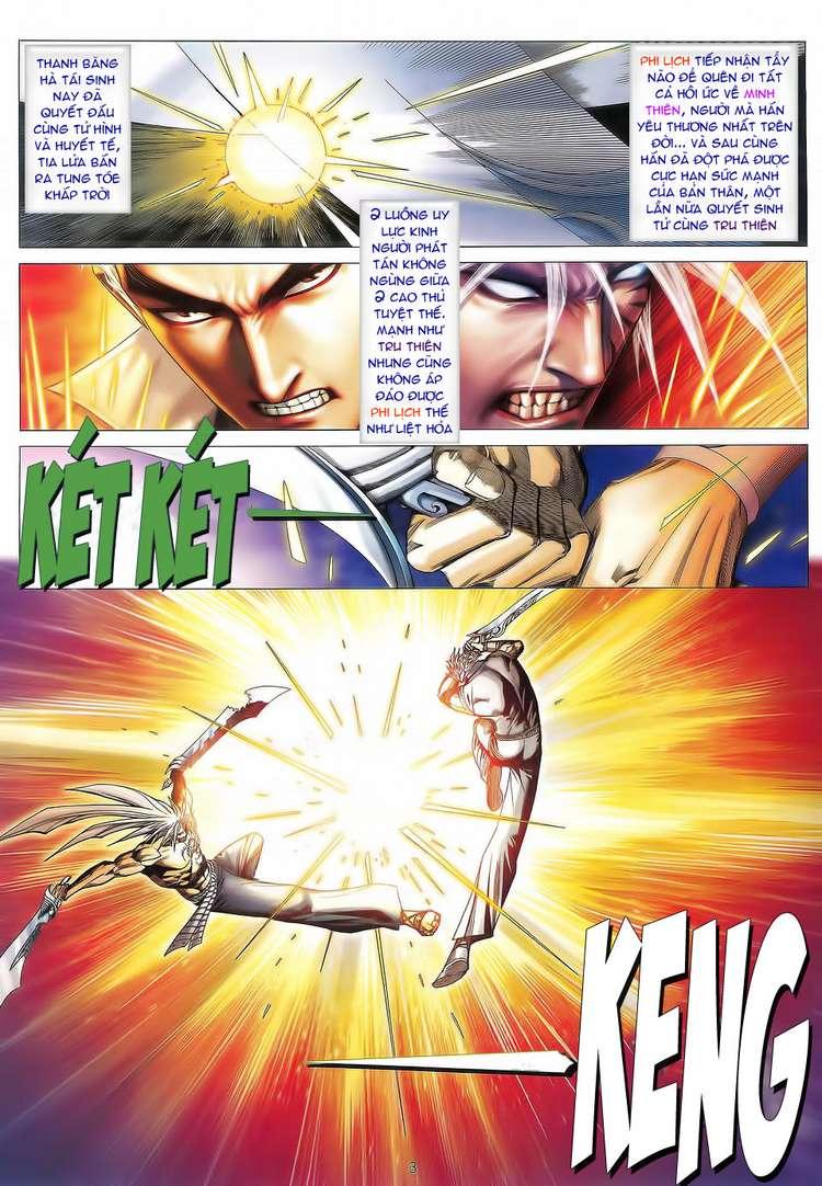Võ Thần Phượng Hoàng chap 136 - Trang 3
