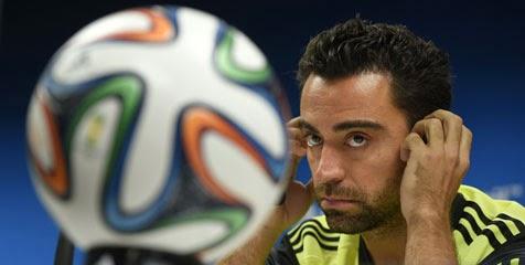 Xavi: Kesalahan Besar Spanyol Ubah Gaya Main
