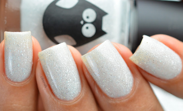Anna gorelova snow maiden Swatch