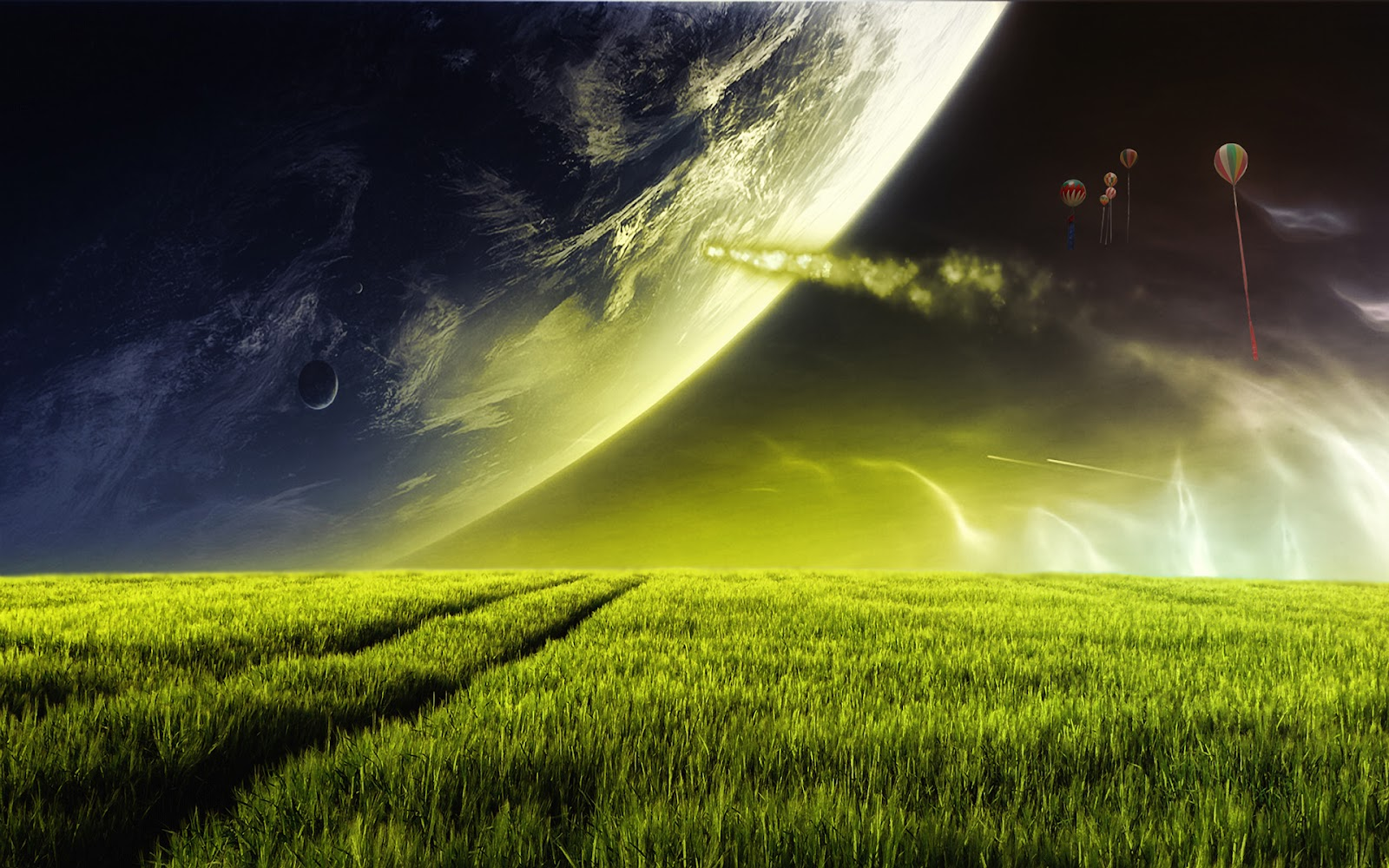 3d planets wallpaper hd - photo #34