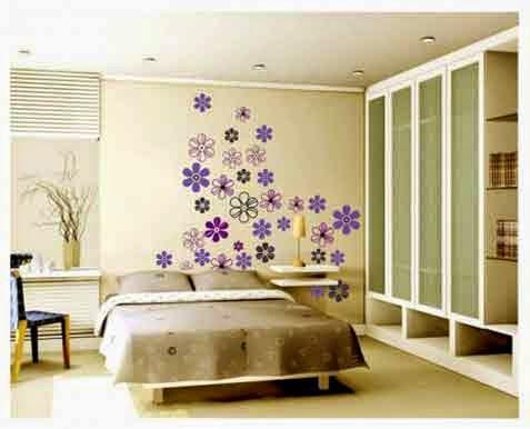 Contoh Wallpaper Kamar Tidur 4