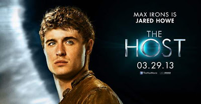 The Host - cartel. Max Irons (Jared)