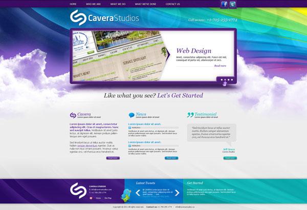 Web-design-Cavera-Studios