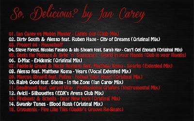 2012.11.02 - SO, DELICIOUS? BY IAN CAREY So+Delicious+by+Ian+Carey