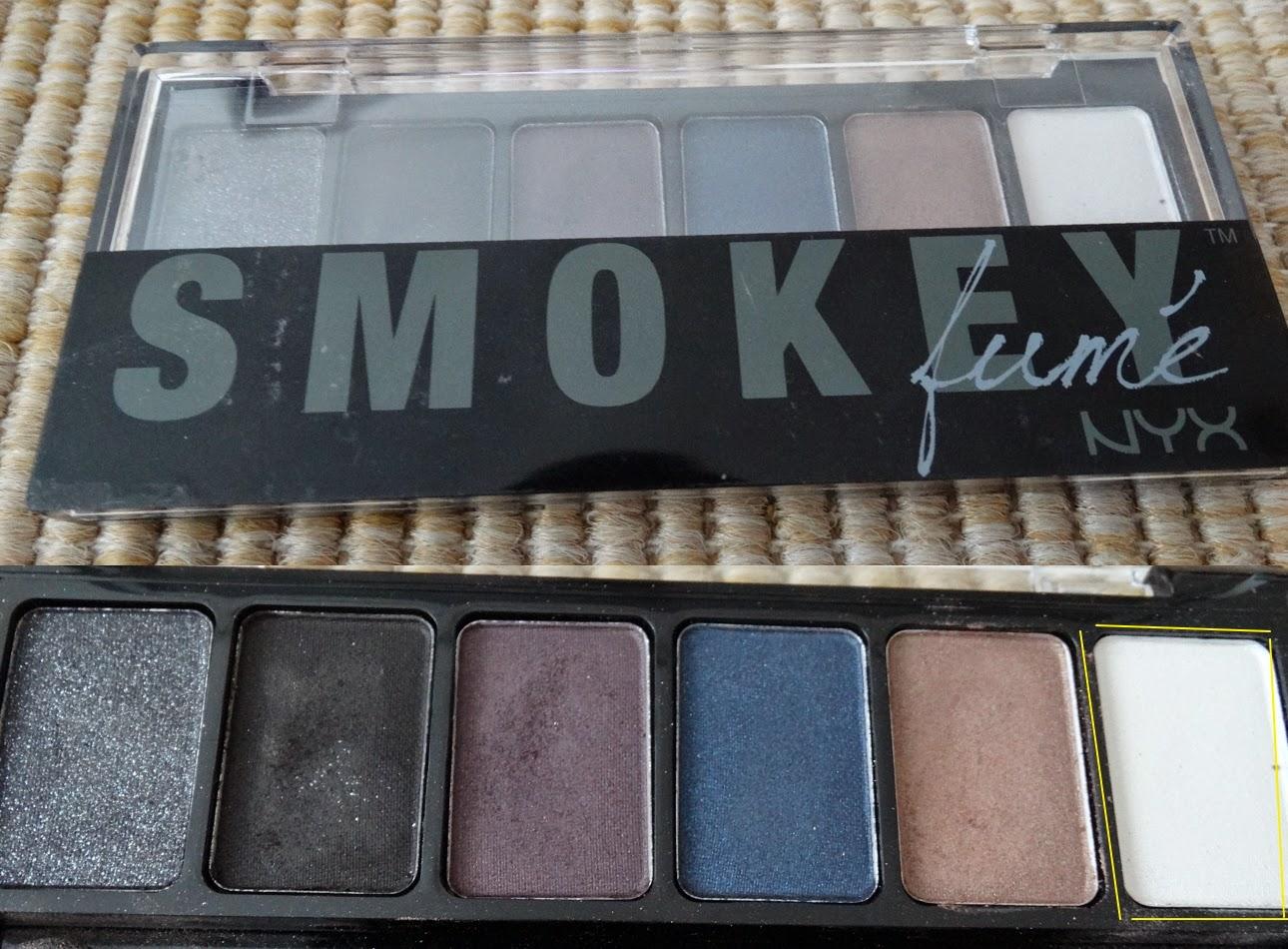 Palete Smokey da NYX