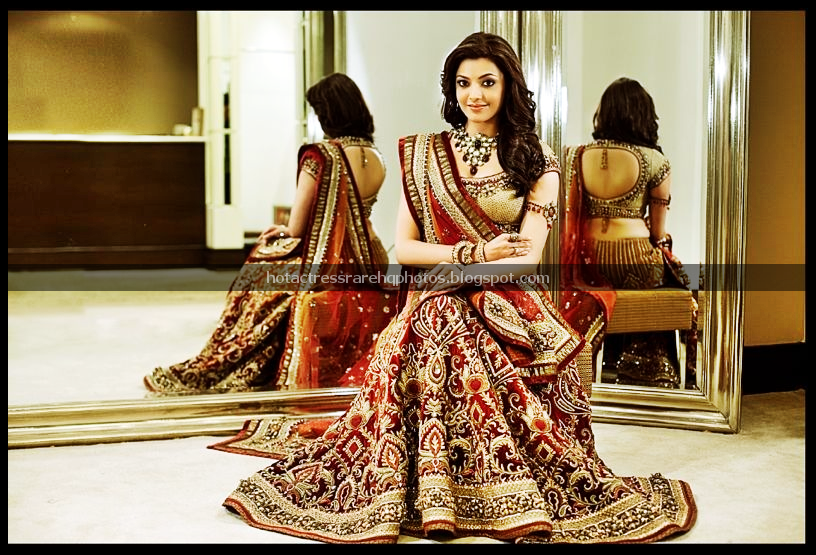 kajal agarwal traditional dress - photo #9