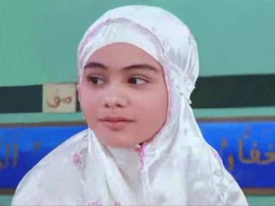Sahila Hisyam jilbab