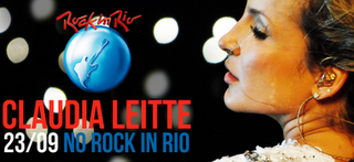 Claudia Leitte - Rock In Rio 2011