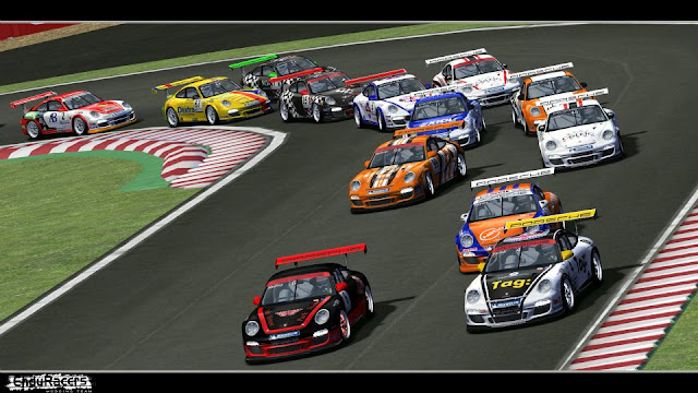 rFactor enduracers imagenes porche