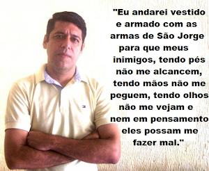 O PROFESSOR E ESCRITOR FRANCISCO ALVES GALVÃO NETO FOI AMEAÇADO DE MORTE...