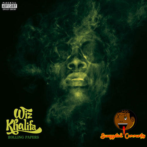 wiz khalifa rolling papers album cover wallpaper. wiz khalifa rolling papers