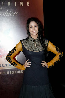 Acress Lavanya Tripathi Latest Pictures at Kingfisher Ultra HIFW 2013  0013