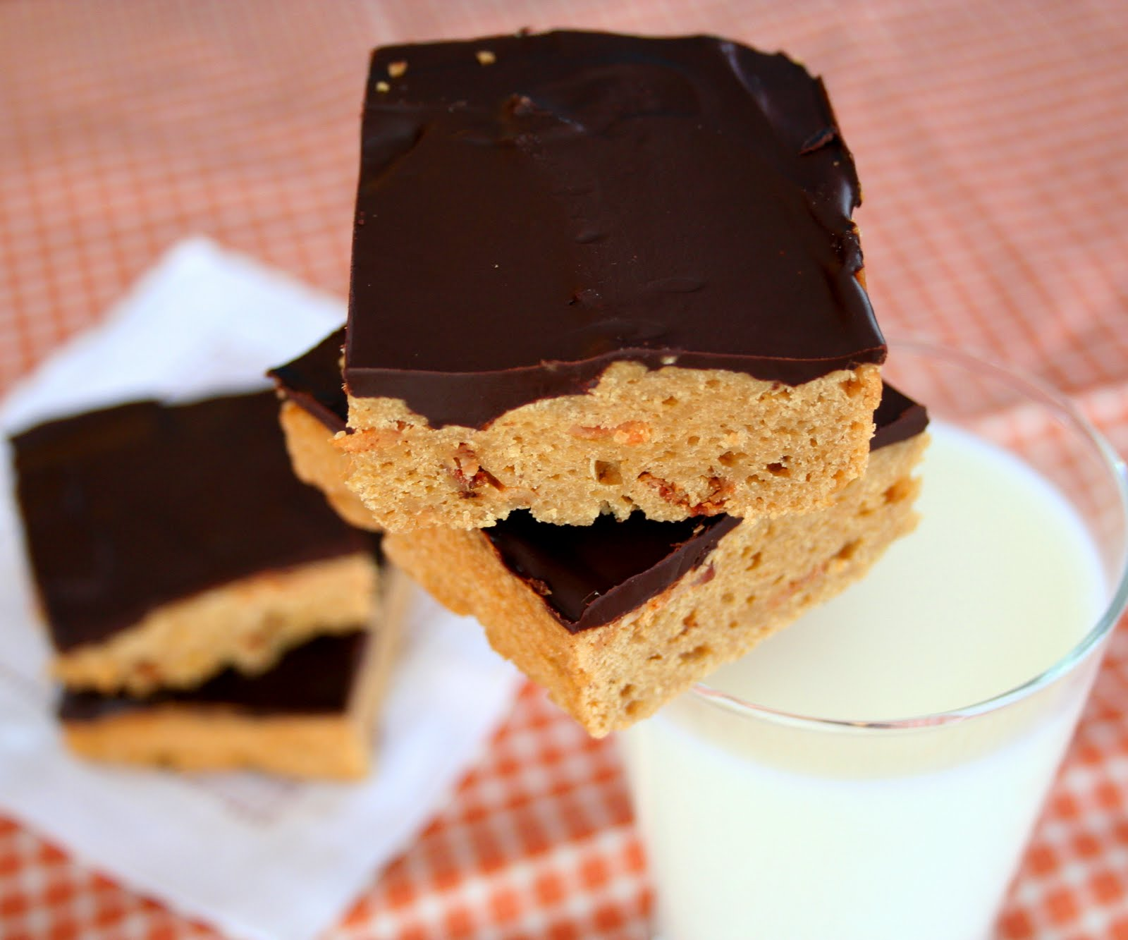 Peanut Butter and Bacon Bars (Low Carb and Gluten Free) | All Day ...