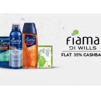 Paytm : Buy Fiama Di Wills Personal Care Products Flat 35% Extra Cashback :Buytoearn