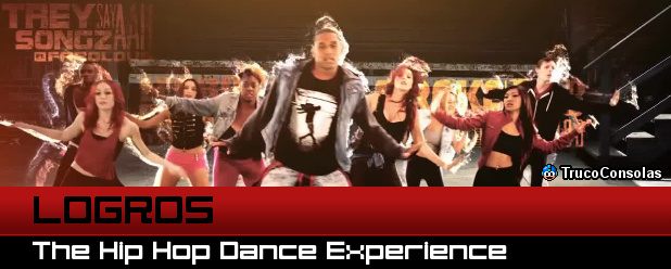 Logros The Hip Hop Dance Experience XBox 360