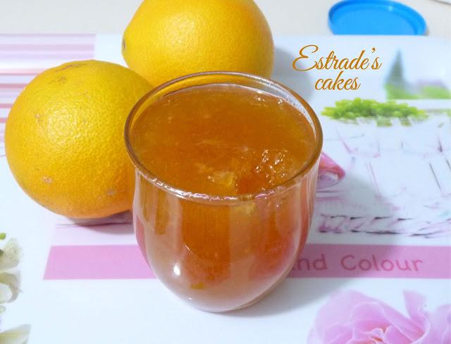 receta de mermelada de naranja 2