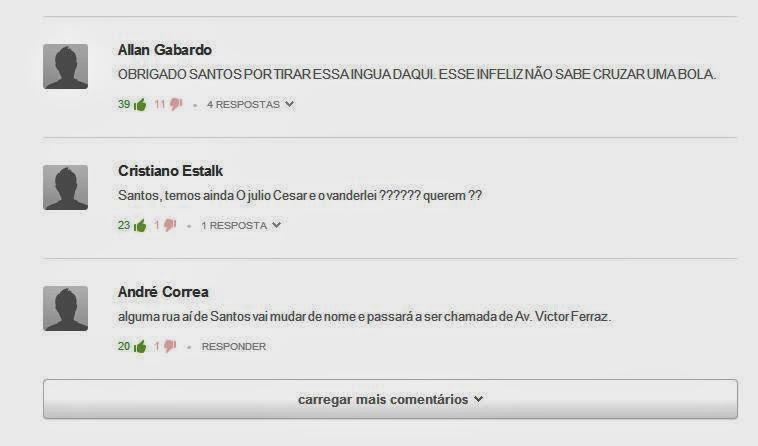 Victor Ferraz é contratado pelo Santos