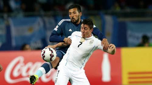 Highlights Argentina ft Uruguay