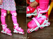 Roller Hello Kitty