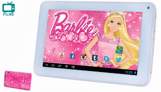 Tablet Barbie Android