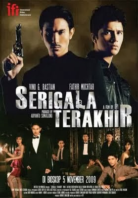 "Poster Film Indonesia ""Serigala Terakhir"" Full Movie"