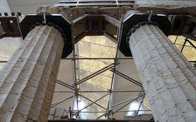 Επιτέλους φύλακες στον ναό του Επικούρειου Απόλλωνα