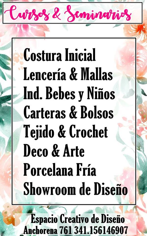 CURSOS DE VERANO 2017