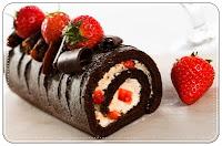 Resep Dan Cara Membuat Kue Gulung Coklat