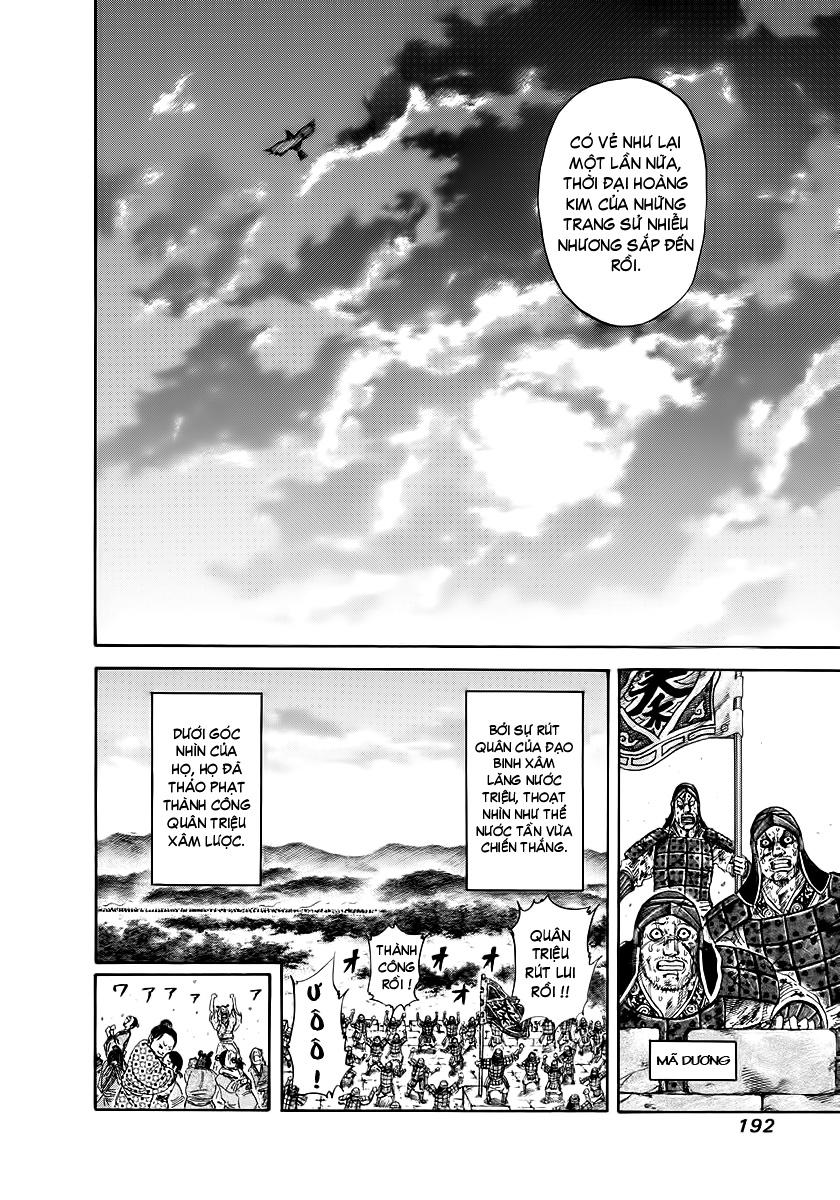 Kingdom – Vương Giả Thiên Hạ (Tổng Hợp) chap 173 page 7 - IZTruyenTranh.com