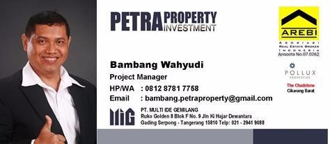 Kami siap bantu jual-beli property