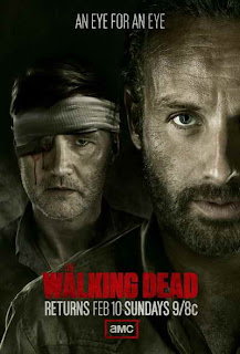 The Walking Dead promo art