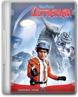 Download Ultraman Hayata Completo Dublado - DVDRip XviD