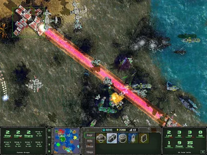 Land Air Sea Warfare Apk Data