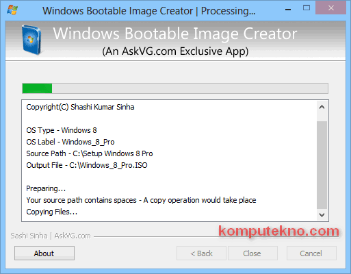 Cara Mudah Membuat CD/DVD Bootable Windows
