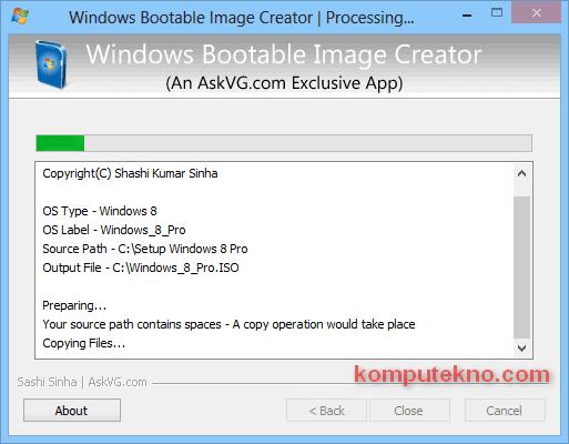 Cara Mudah Membuat CD/DVD Bootable Windows