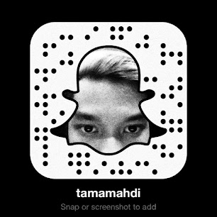 ADD MY SNAPCHAT: tamamahdi