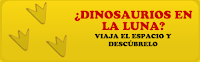 dinosaurios en la luna!