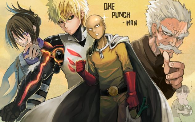 One Punch Man Todos os Episódios Online