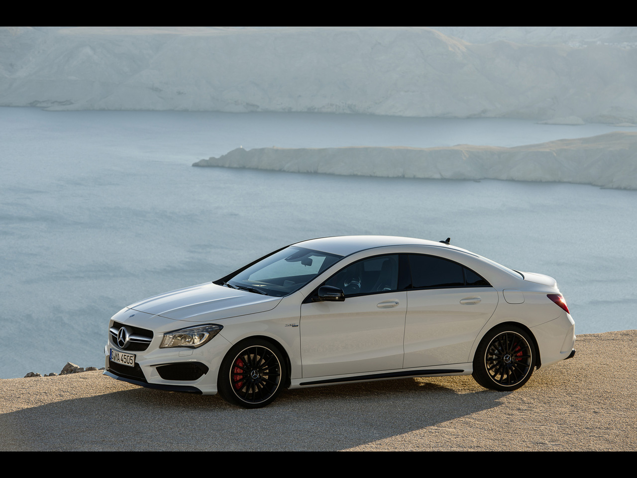 All Types 2013 mercedes cla : Modern Cars: Mercedes-Benz CLA 45 AMG 2013